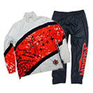 sublimated tracksuit front