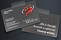 full colour gloss laminated Business Cards